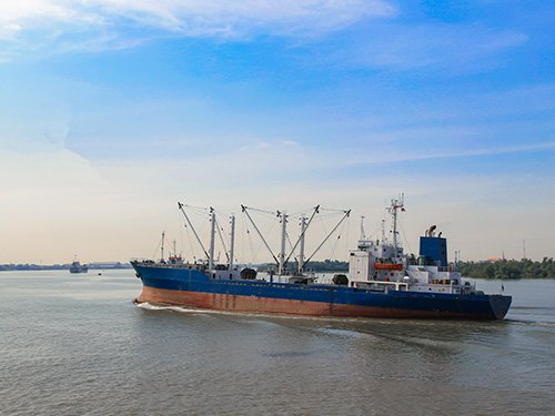 Inspect and examine maritime vessels